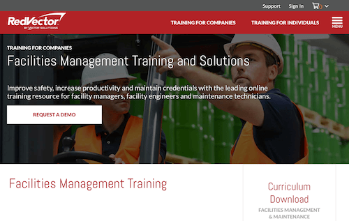 Facilities Management and Maintenance Training Solutions