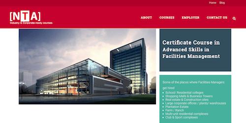 Facility Management Course