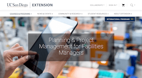 Planning & Project Management for Facilities Managers