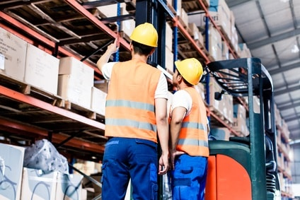 Conducting a Warehouse Inventory Audit
