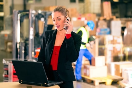 Benefits of a Warehouse Execution System
