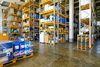 Developing a Safe Warehouse Floor Plan