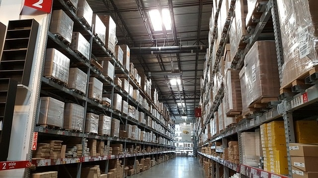 Types of Warehouse Storage Systems