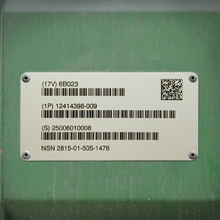 Metalphoto<sup></noscript>®</sup> Rigid UID Tags & Nameplates for MIL-STD-130