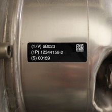 tesa Secure Bar Code Labels for MIL-STD-130
