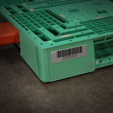 Metalphoto® Pallet Barcode Labels and Tags
