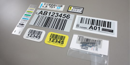 Cold Warehouse Labels & Signs