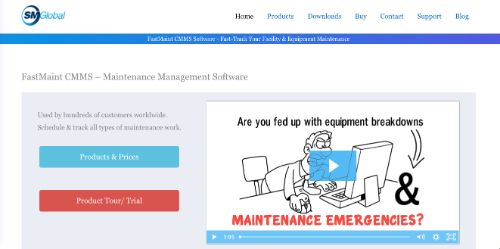 FastMaint CMMS